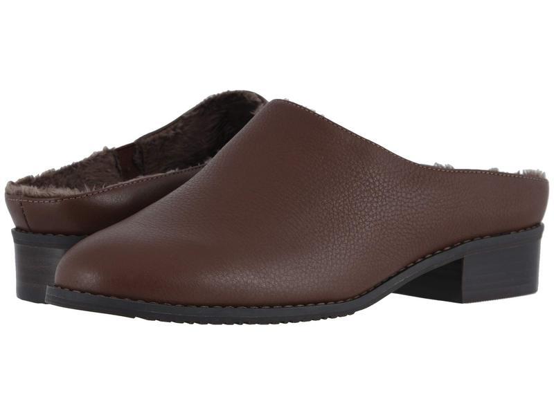 ウォーキング クレイドル レディース ヒール シューズ Trace Brown Light Tumbled Leather