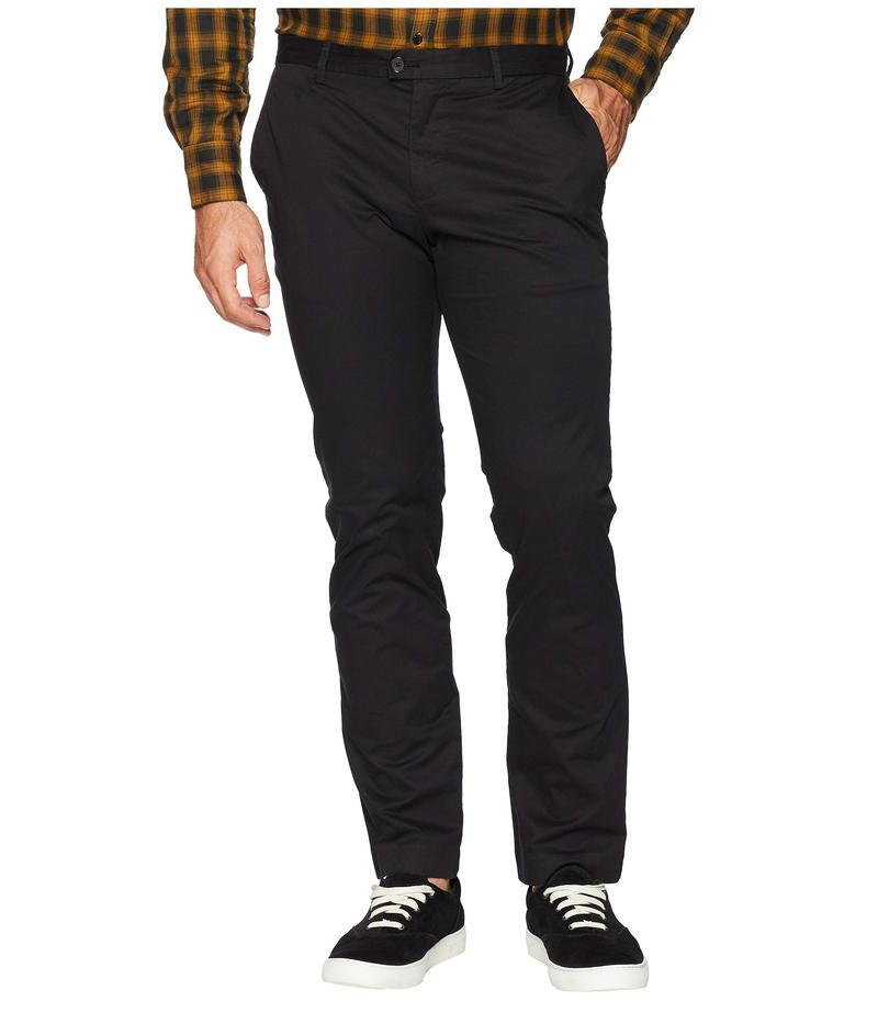 カルバンクライン メンズ カジュアルパンツ ボトムス The Refined Stretch Chino Black