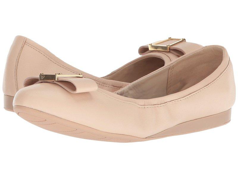 コールハーン レディース サンダル シューズ Emory Bow Ballet II Nude Leather