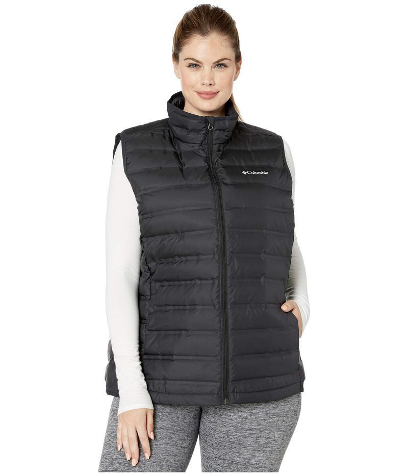 コロンビア レディース コート アウター Plus Size Lake 22¢ Down Vest Black