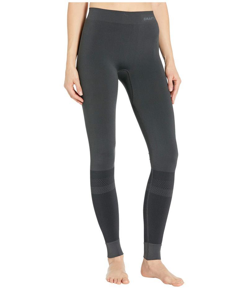 クラフト レディース カジュアルパンツ ボトムス Warm Intensity Pants Black/Titanium
