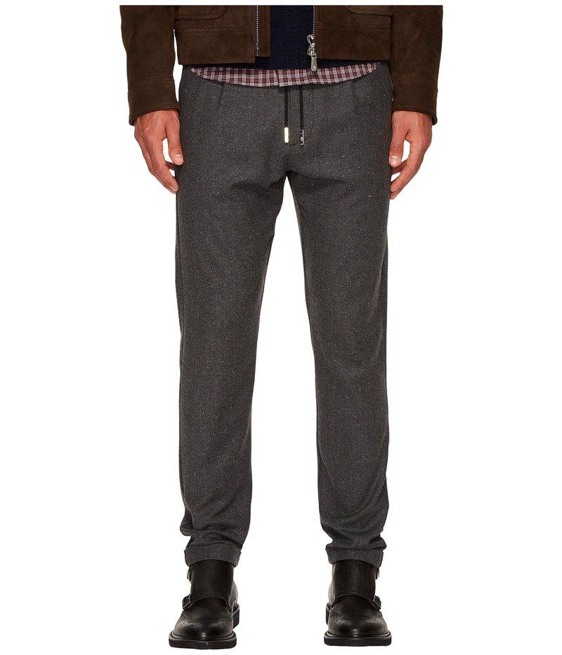 イレブンティ メンズ カジュアルパンツ ボトムス Donegal Easy Fit Pull-On Pants Grey
