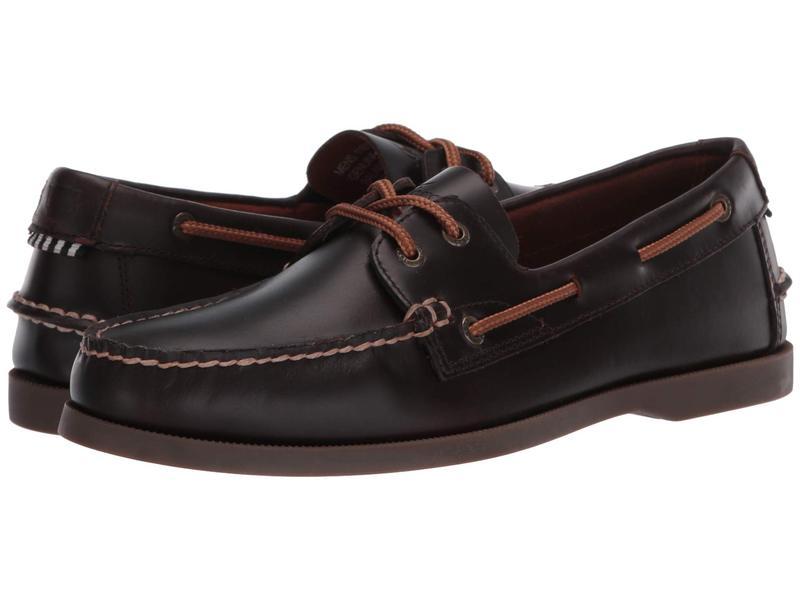 フローシャイム メンズ デッキシューズ シューズ Nevis Two Eye Boat Shoe Burgundy