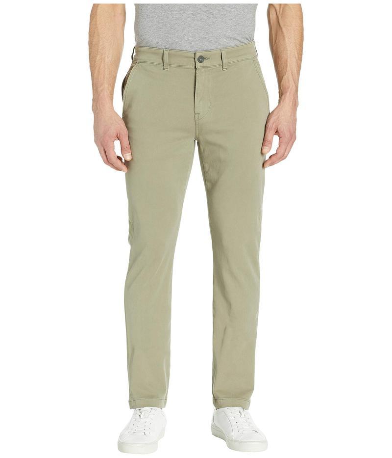 ハドソンジーンズ メンズ カジュアルパンツ ボトムス Classic Slim Straight Chino Pants in Dusty Olive Dusty Olive