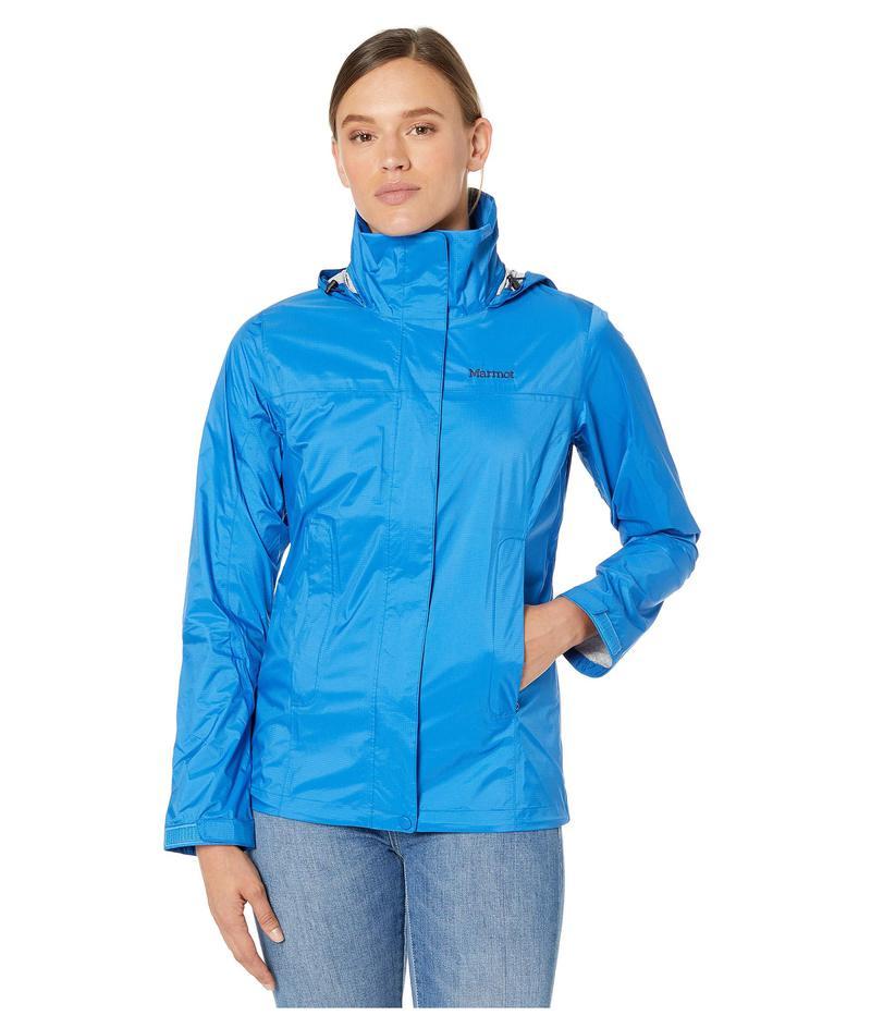 マーモット レディース コート アウター PreCip Eco Jacket Clear Blue