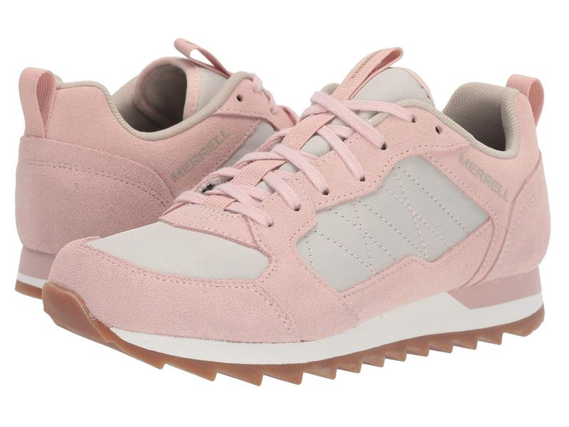 メレル レディース スニーカー シューズ Alpine Sneaker Rose