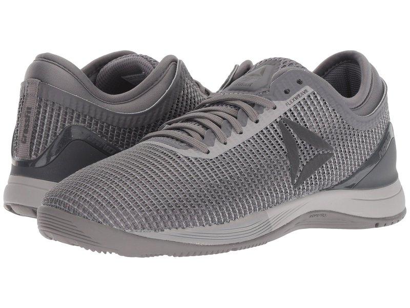 リーボック レディース スニーカー シューズ CrossFit Nano 8.0 Shark/Tin Grey/Ash Grey/Dark Silver