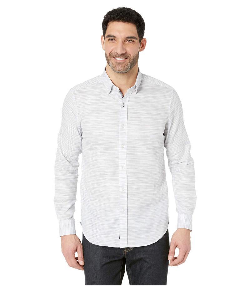 ロバートグラハム メンズ シャツ トップス Crantor Long Sleeve Woven Shirt White