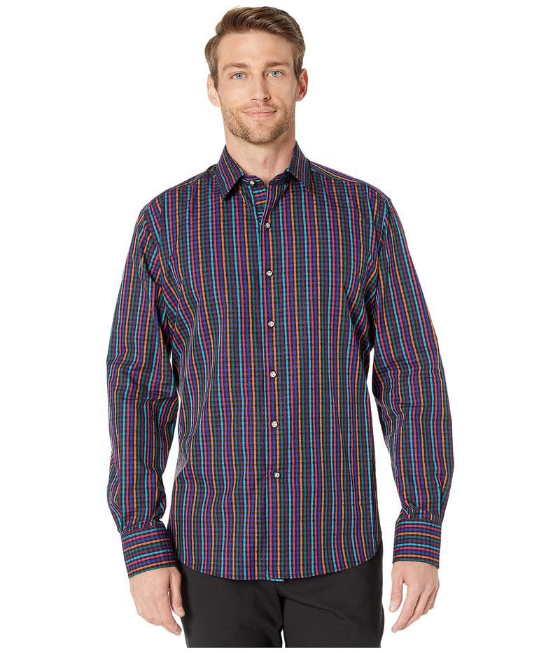 ロバートグラハム メンズ シャツ トップス Calvert Shirt Black