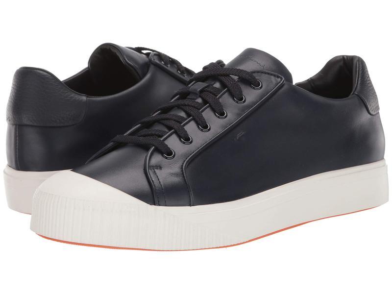 サントーニ メンズ スニーカー シューズ Max Lace-Up Sneaker Blue