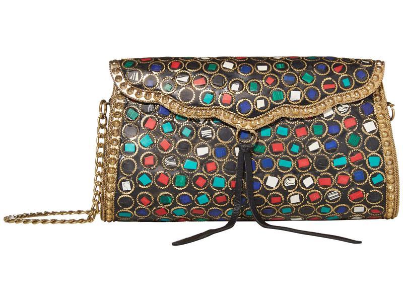 サムエデルマン レディース ハンドバッグ バッグ Brooke Iron Mini Handbag Multi