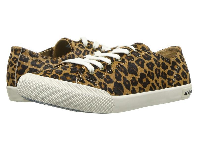 シービーズ レディース スニーカー シューズ Monterey Sneaker Mulholland Leopard