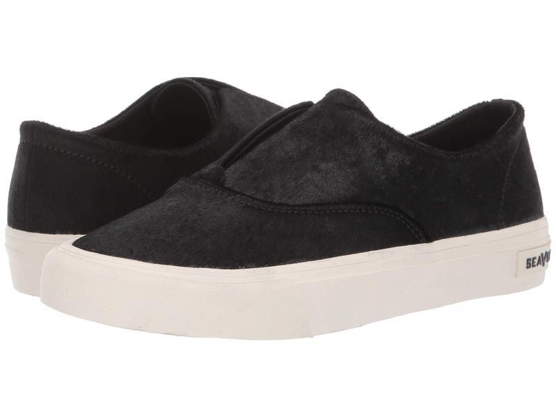 シービーズ レディース スニーカー シューズ Sunset Strip Sneaker Mulholland Black