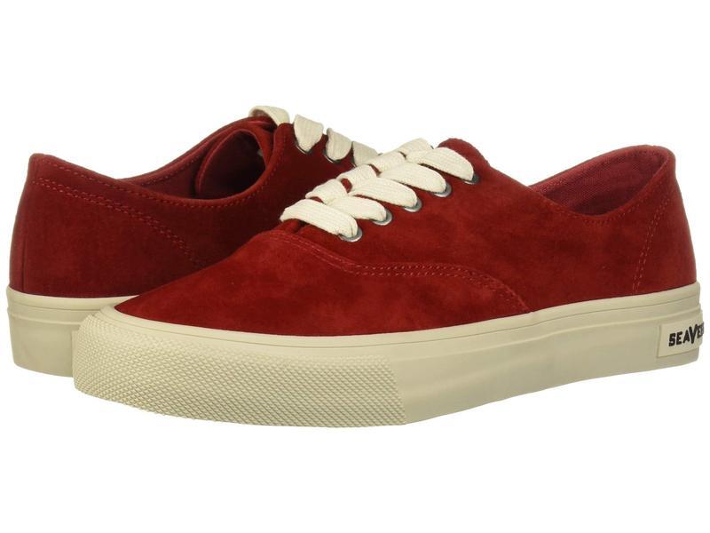シービーズ レディース スニーカー シューズ Legend Sneaker X Red Dahlia