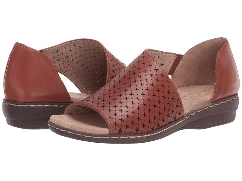 ソウルニュトライザー レディース サンダル シューズ Brylan Saddle Leather