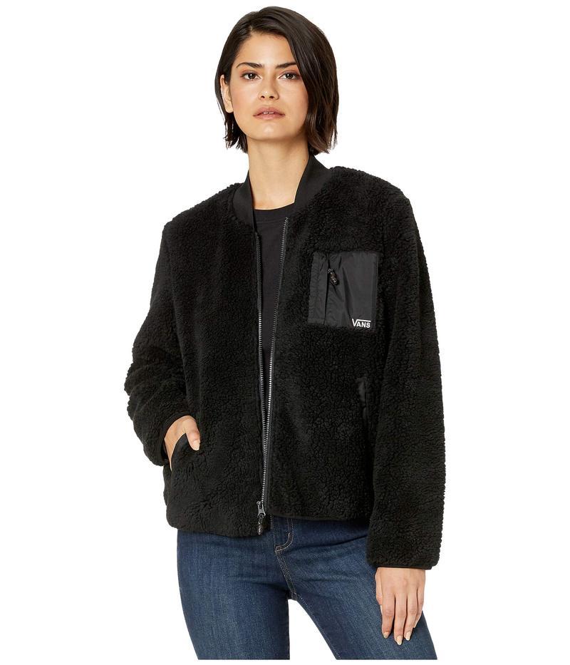 バンズ レディース コート アウター Misty Fog Sherpa Jacket Black