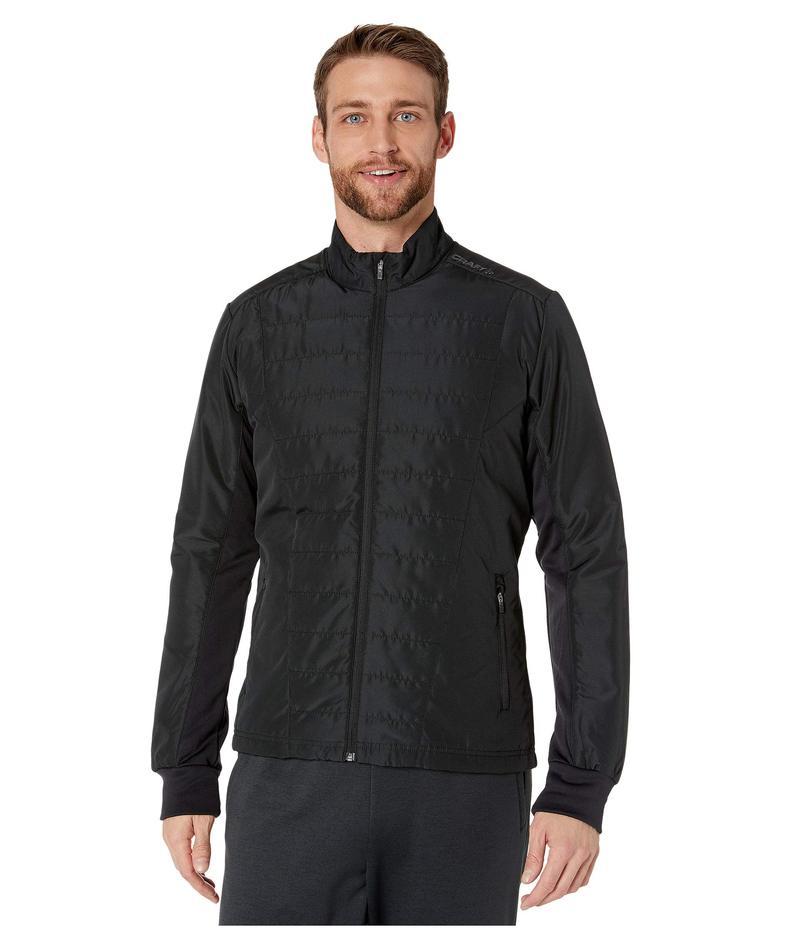 クラフト メンズ コート アウター Eaze Fusion Warm Jacket Black