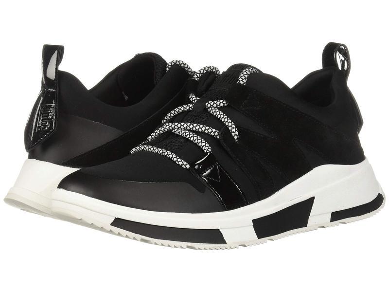 フィットフロップ レディース スニーカー シューズ Carita Sneaker Black