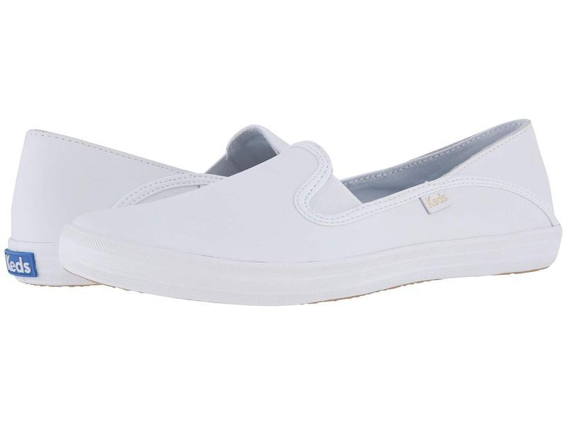 ケッズ レディース スニーカー シューズ Crashback Leather White Leather