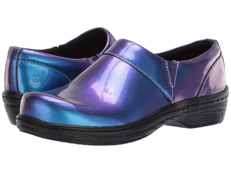 クロッグスフットウェア レディース サンダル シューズ Mission Purple/Blue Iridescent