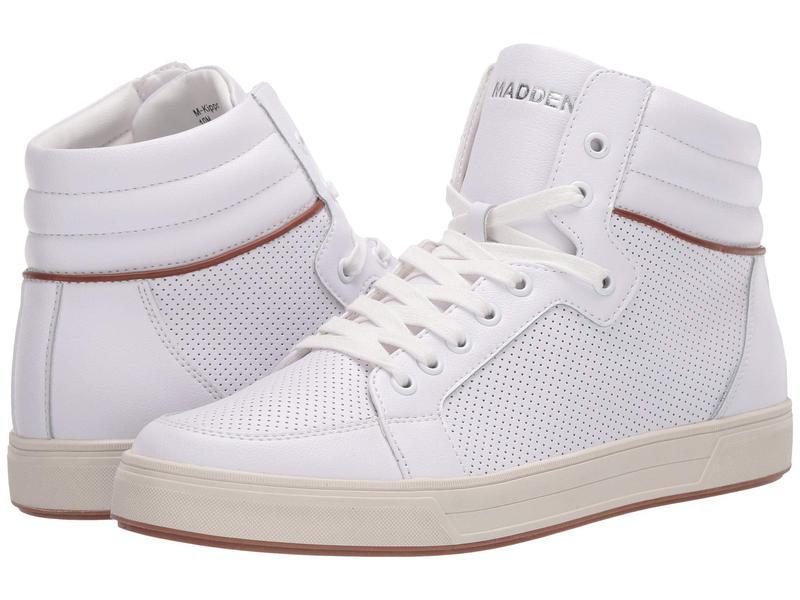 スティーブ マデン メンズ スニーカー シューズ Kippr Sneaker White