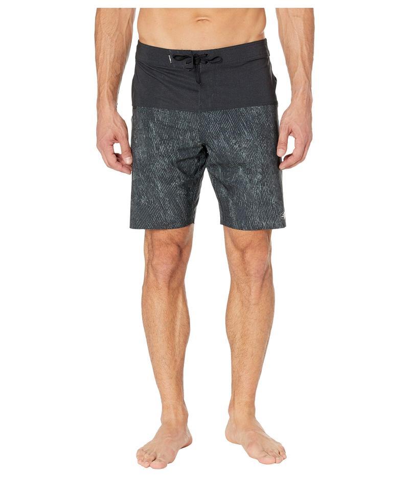 オニール メンズ ハーフパンツ・ショーツ 水着 Hyperfreak Nomad Swim Shorts Black