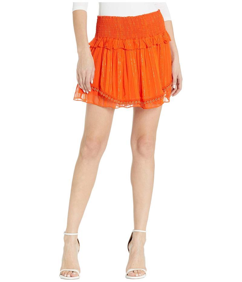 レイミー ブルック レディース スカート ボトムス Rosalie Skirt Bright Orange