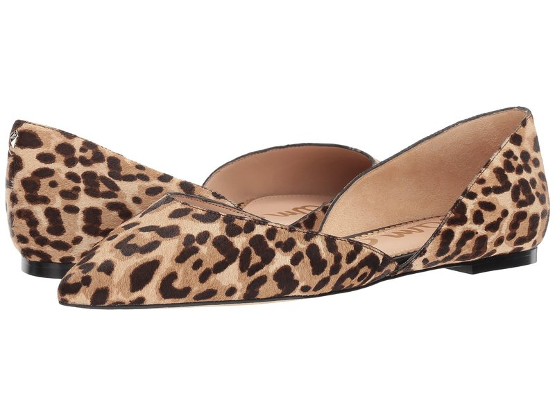 サムエデルマン レディース サンダル シューズ Rodney Sand Jungle Leopard Brahma Hair