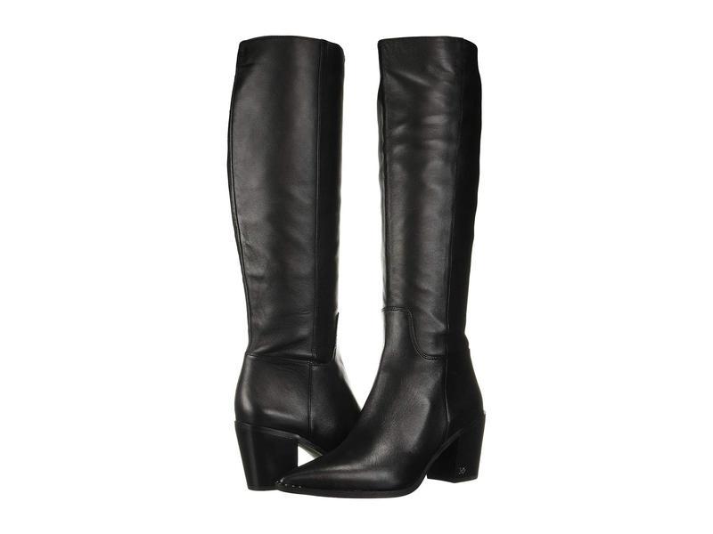 サムエデルマン レディース ブーツ・レインブーツ シューズ Lindsey Black Nappa Verona Leather