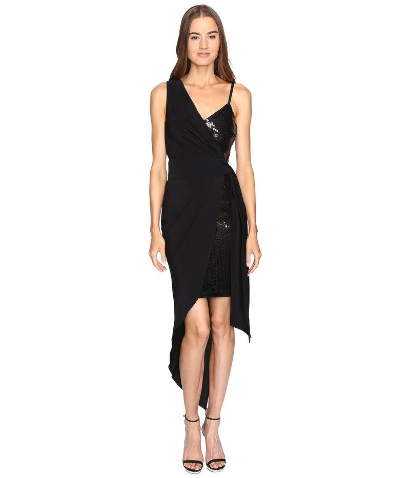 ブティックモスキーノ レディース ワンピース トップス Cocktail Dress with Sash Black