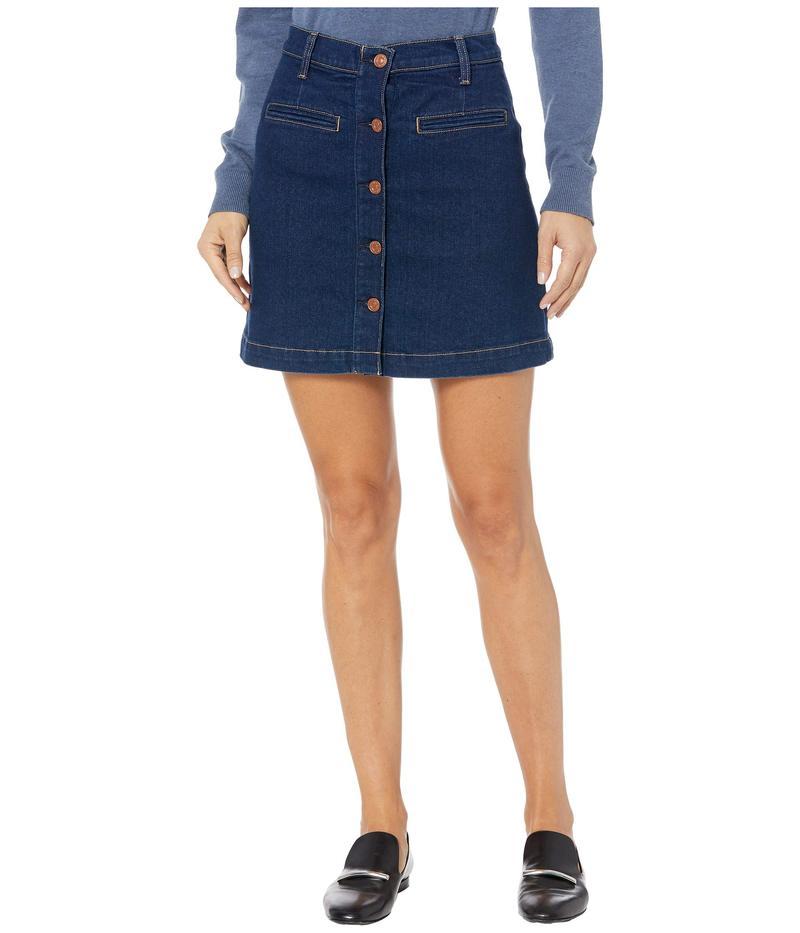 セブンフォーオールマンカインド レディース スカート ボトムス Button Front Skirt Fleur