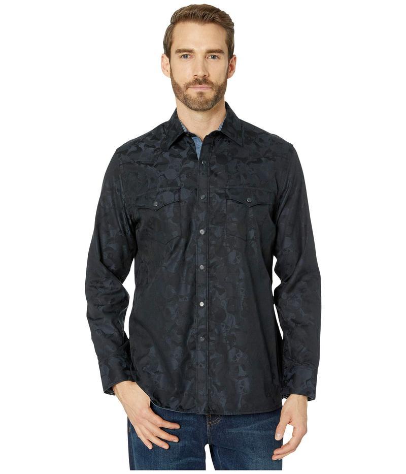 ロバートグラハム メンズ シャツ トップス Tombstone Shirt Black