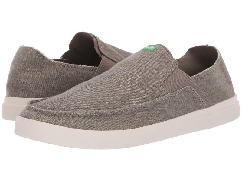 サヌーク メンズ スニーカー シューズ Pick Pocket Slip-On Sneaker Brindle/Natural