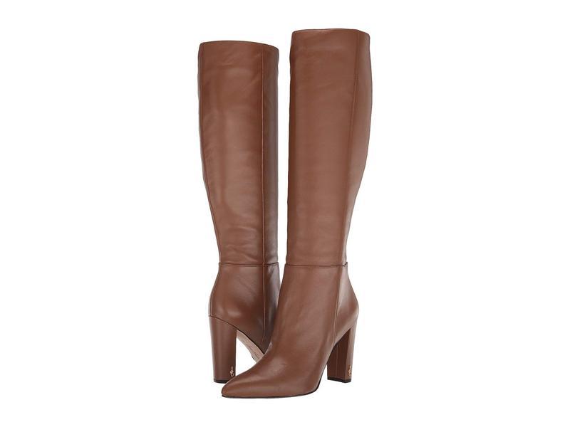 サムエデルマン レディース ブーツ・レインブーツ シューズ Raakel Cuoio Brown Nappa Verona Leather