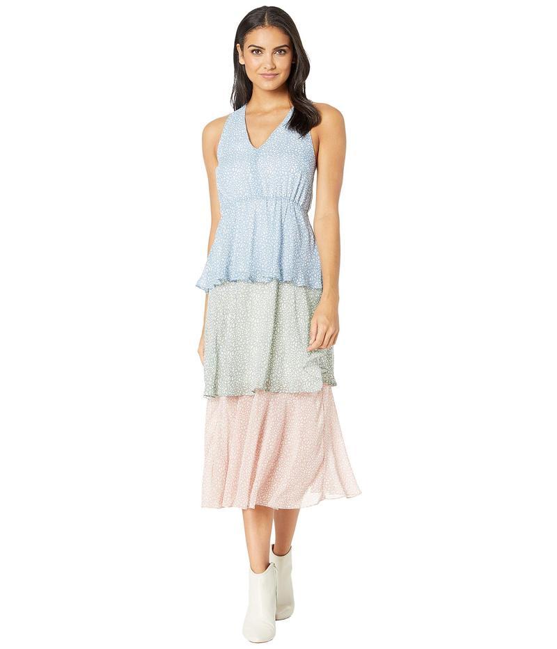 サムエデルマン レディース ワンピース トップス Tiered Maxi Dress Pastel Multi