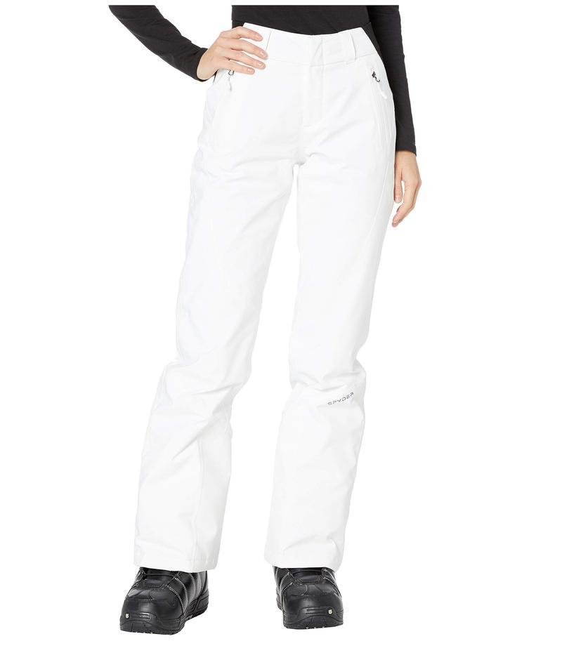 スパイダー レディース カジュアルパンツ ボトムス Winner GTX Pants White