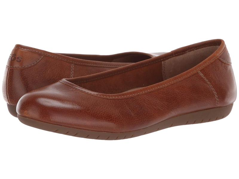 タオスフットウェア レディース サンダル シューズ Rascal Hazelnut Leather