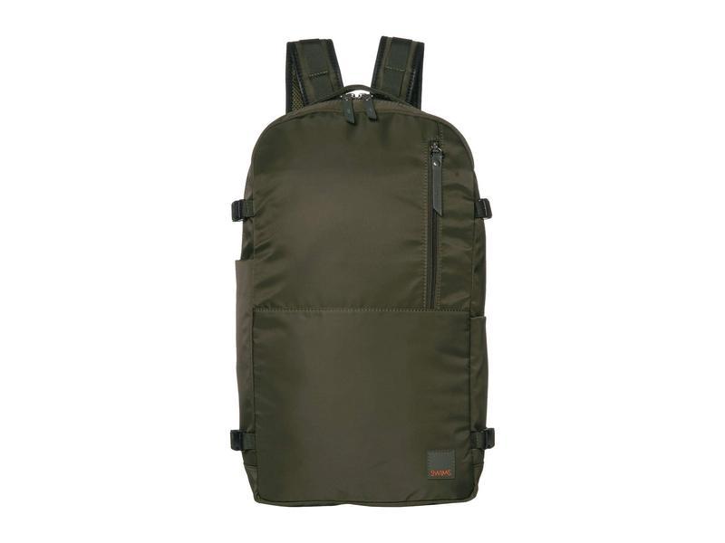 スウィムス メンズ バックパック・リュックサック バッグ Motion Backpack Olive