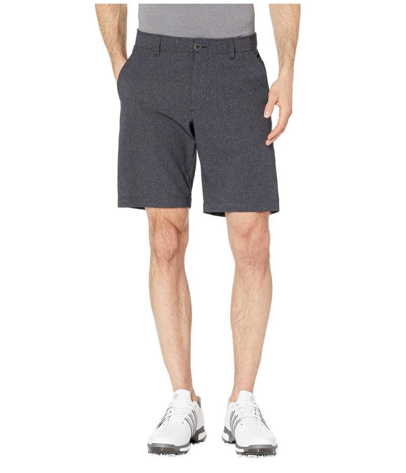 アンダーアーマー メンズ ハーフパンツ・ショーツ ボトムス UA Showdown Vent Shorts Black/Zinc Gray/Black