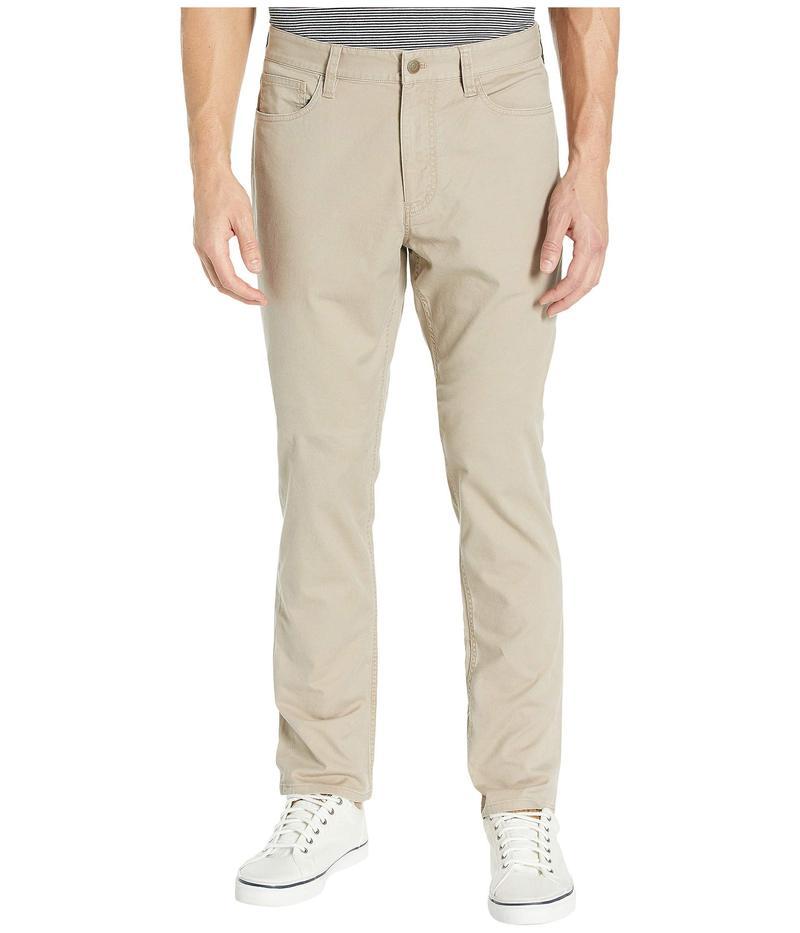 ヴァインヤードヴァインズ メンズ カジュアルパンツ ボトムス Slim Five-Pocket Pants Khaki
