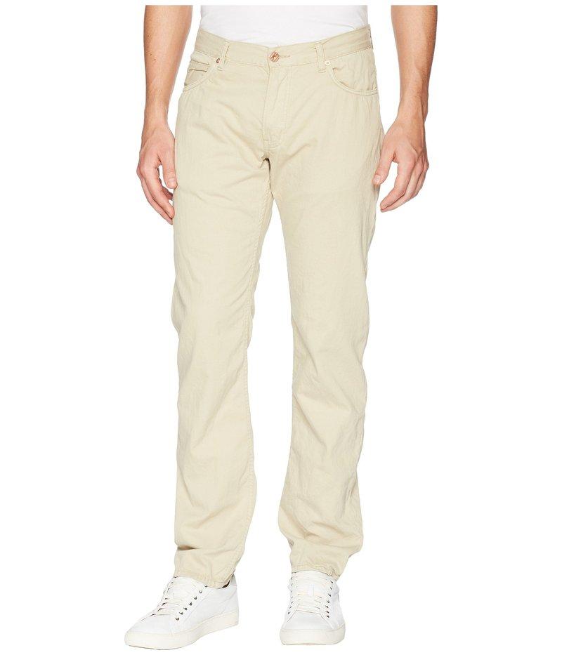 ビリーレイド メンズ カジュアルパンツ ボトムス Slim Jeans in Khaki Khaki