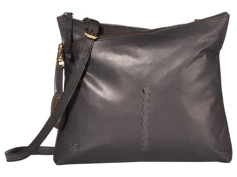 ボーン レディース ハンドバッグ バッグ Palana Leather Crossbody Black