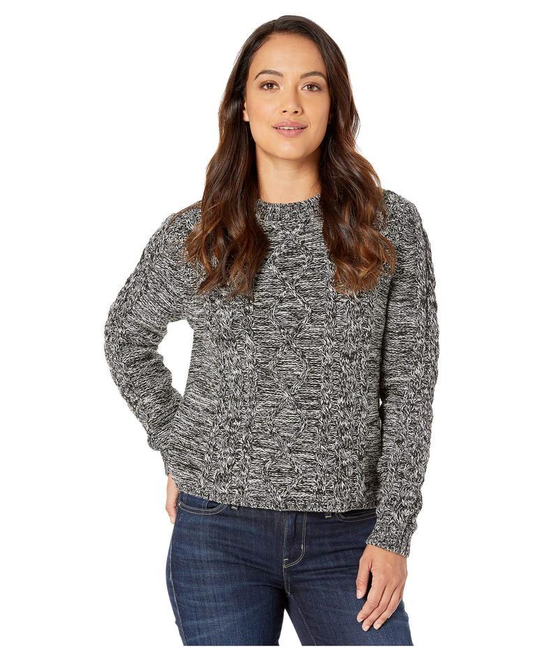 カーブデザイン レディース ニット・セーター アウター Walsh Sweater Marled Limestone