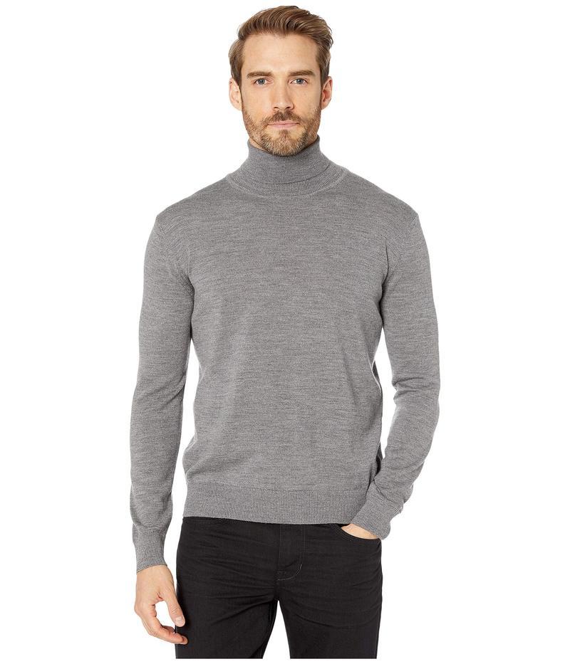ブガッチ メンズ ニット・セーター アウター Bruges Sweater Long Sleeve Turtleneck Platinum
