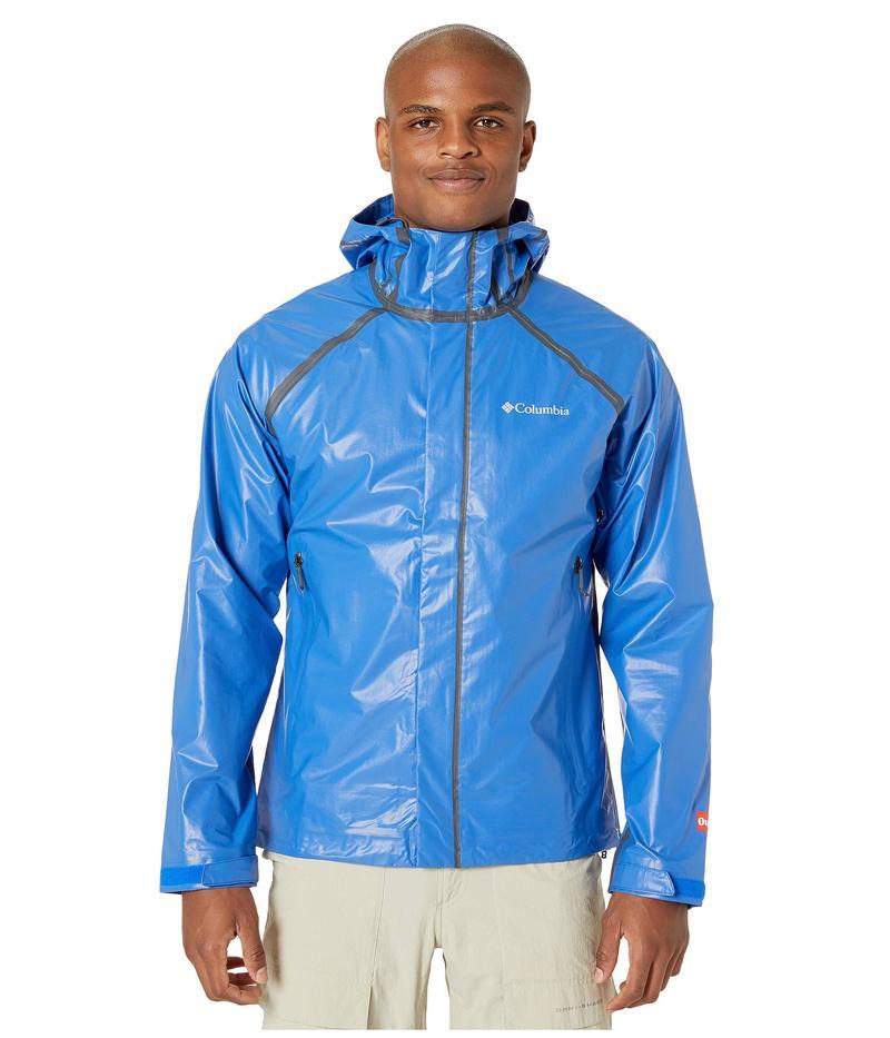 コロンビア メンズ コート アウター OutDry Ex¢ Blitz¢ Jacket Azul