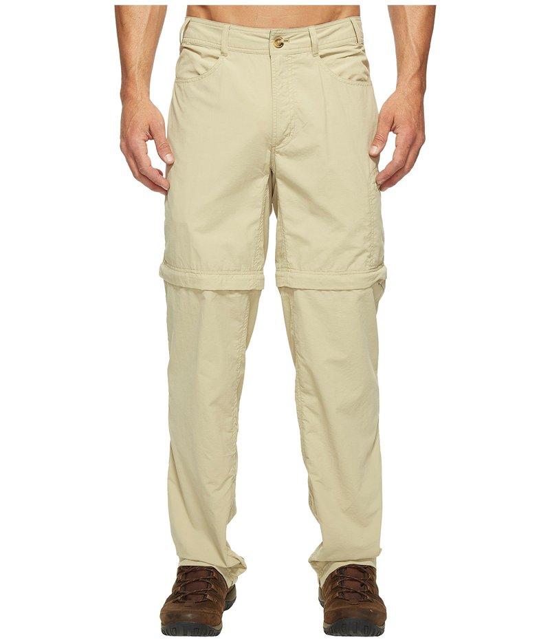 エクスオフィシオ メンズ カジュアルパンツ ボトムス BugsAway Sol Cool Convertible Ampario Pants Light Khaki