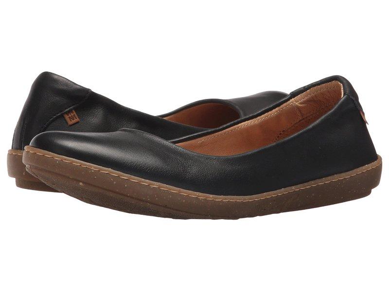 エルナチュラリスタ レディース サンダル シューズ Coral N5300 Black
