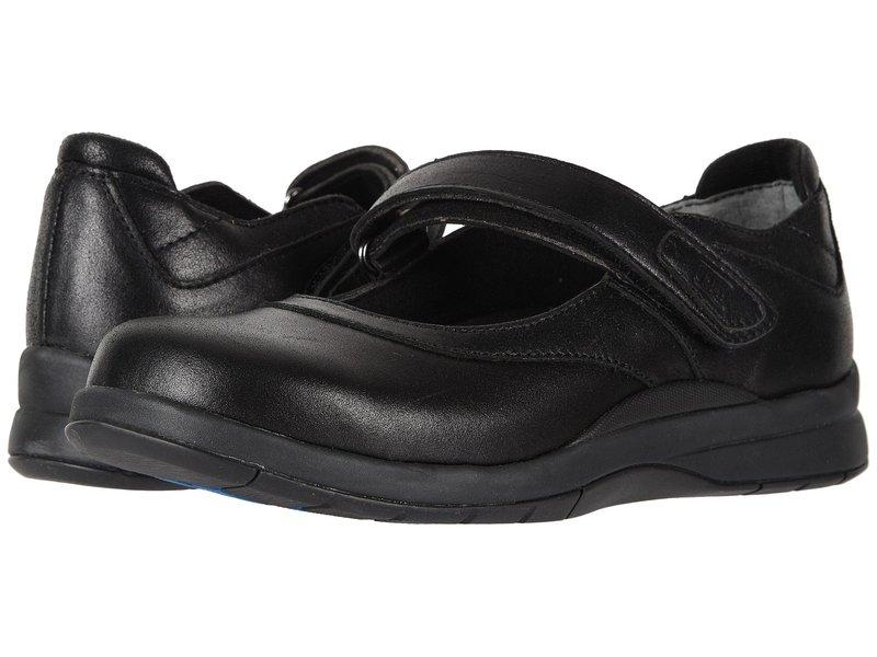 ドリュー レディース サンダル シューズ Endeavor Dusty Black Leather