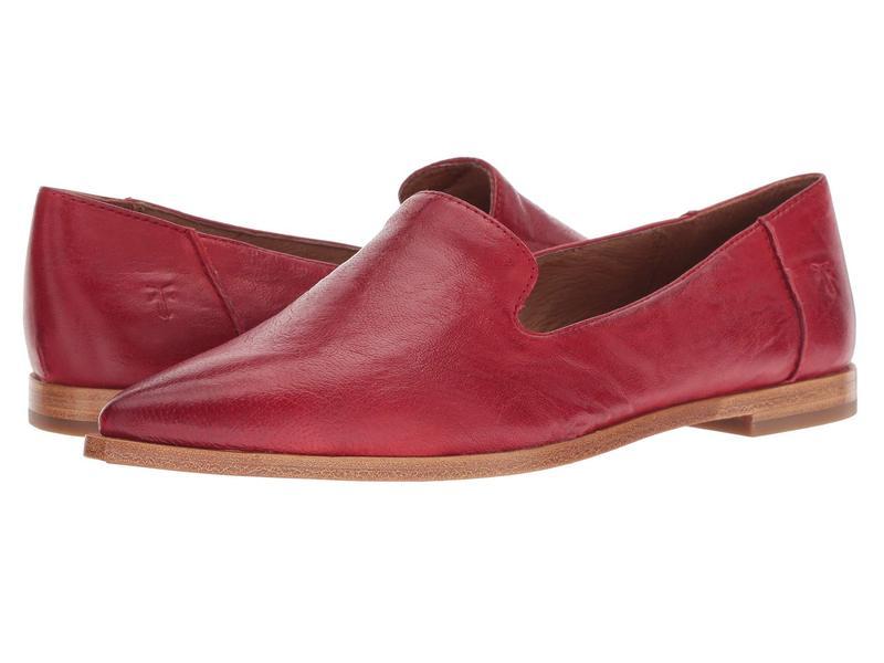 フライ レディース スリッポン・ローファー シューズ Kenzie Venetian Red Antique Soft Vintage
