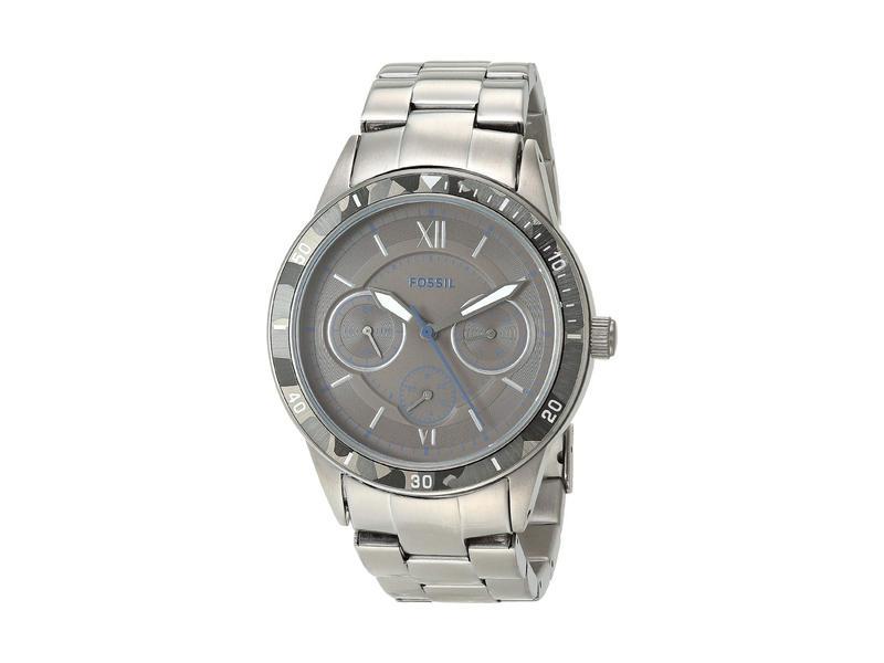 フォッシル メンズ 腕時計 アクセサリー 43 mm Flynn Sport BQ2342 Silver